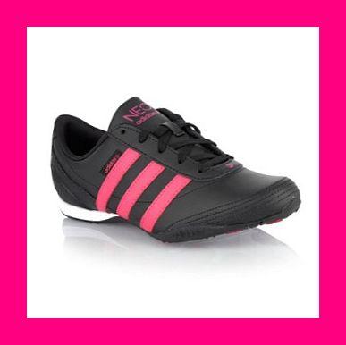 schwarz pinke adidas schuhe mit