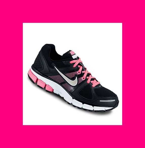 nike air pegasus 28 neu gr 35 5 schwarz pink sneaker. Black Bedroom Furniture Sets. Home Design Ideas