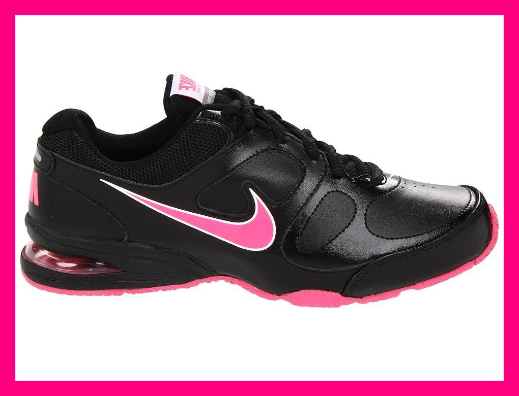 Nike Sportschuhe Schwarz Pink