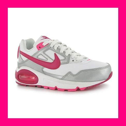 Nike Sneaker Weiß Pink