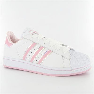 adidas superstars weiß rosa